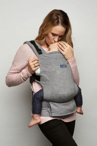 Zaffiro ERGONOMIC BABY CARRIER (GREY)